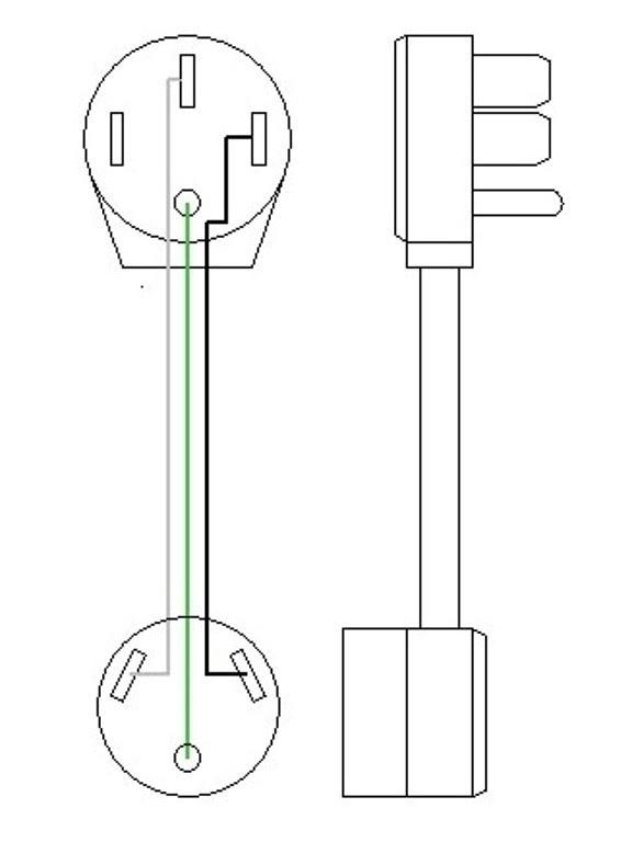 50 Amp Plug Wiring Diagram : wiring, diagram, Schematic, Wiring, Diagram, Networks