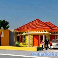 Rangka Kanopi Jendela Baja Ringan Desain Rumah Minimalis