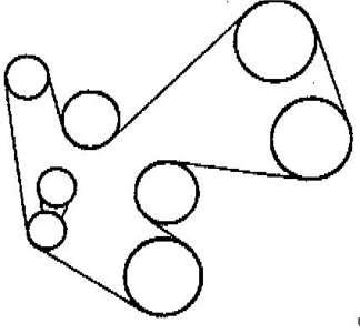 Wiring Diagram: 5 2012 Ford Fusion Belt Diagram