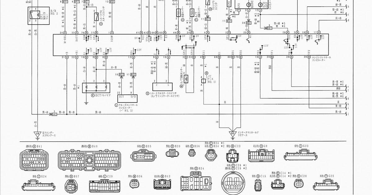 1993 Chevrolet Astro Van Electrical Diagram