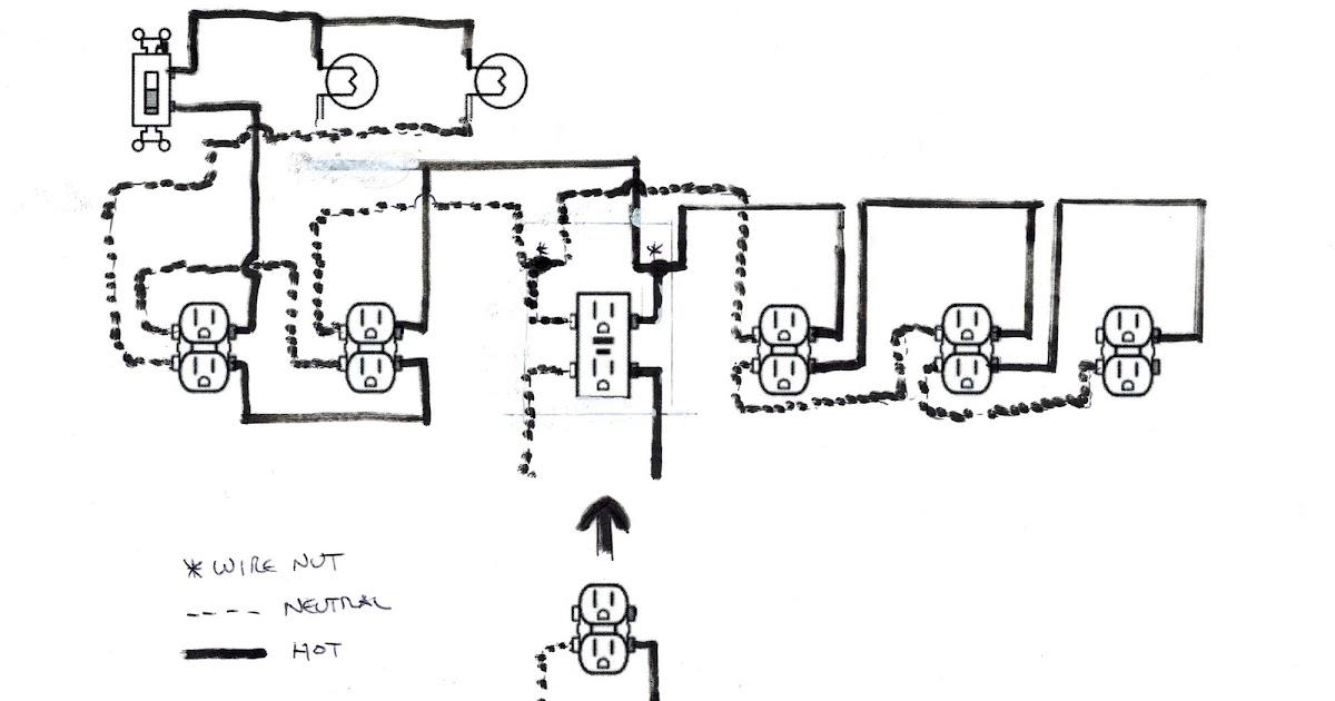 Ac Plug Wiring Diagram : Polarized Vs Non Polarized