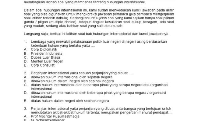 Soal Dan Jawaban Sistem Hukum Dan Peradilan Nasional Dunia Sekolah Id Cute766