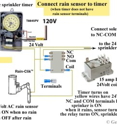timer to contactor wiring diagram fuse holder timer contactor 1 [ 1404 x 1000 Pixel ]