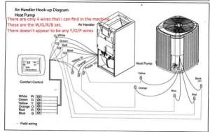 AS Heat Pump thermostat wiring ~ dream