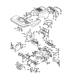 craftsman lt1000 mower deck parts diagram craftsman lt 2000 mower wiring diagram today [ 925 x 1200 Pixel ]
