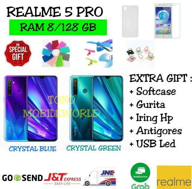 Daftar harga hp realme terbaru februari 2021, ponsel yang. Harga Realme 5 Pro 8/128 : Jual Realme 5 Pro 8 128 Murah Harga Terbaru 2021 / Inilah informasi ...