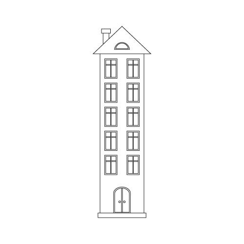 Уроки Adobe Illustrator: как нарисовать танцующий город