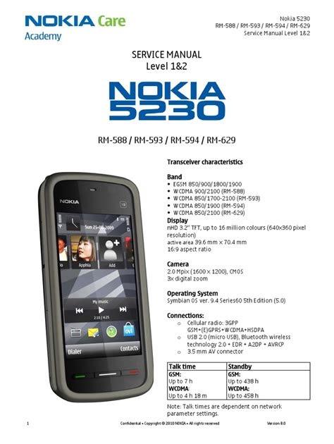 Download PDF Online nokia 5230 manual book Kindle eBooks