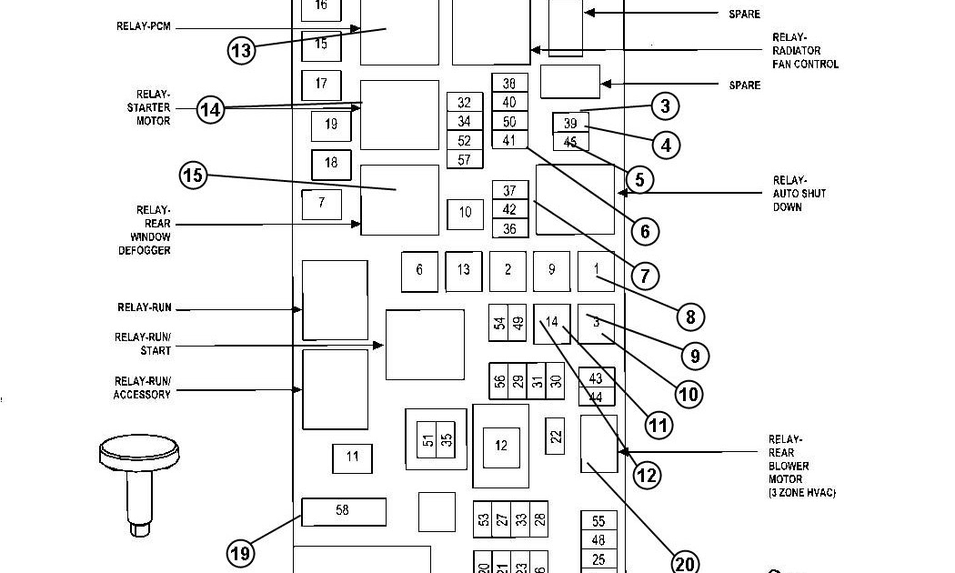 12+ 2010 Dodge Grand Caravan Ac Wiring Diagram