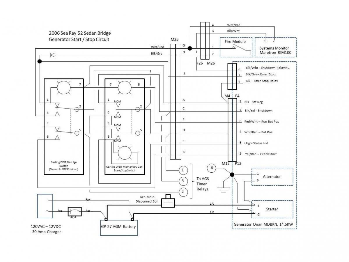 Onan Generator Fault Code 14