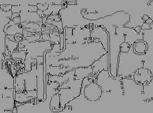 [DIAGRAM] John Deere Tractor Radio Wiring Diagram