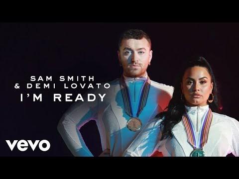 【歌詞翻譯】Sam Smith & Demi Lovato - I'm Ready 中英文歌詞Lyrics - 拉里拉雜