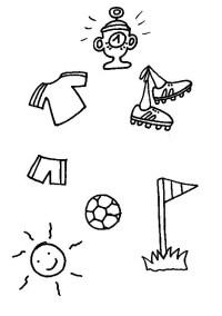 Ausmalbilder Zum Ausdrucken Ronaldo Cristiano Ronaldo 3
