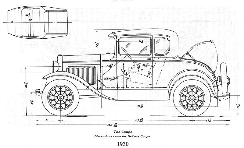 1929 Model A Engine Wiring Diagram
