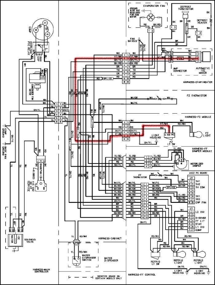 20 Images Defrost Timer Wiring Schematic