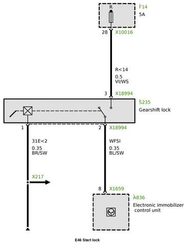 Wiring Diagram Gallery: E36 Brake Light Switch Wiring Diagram