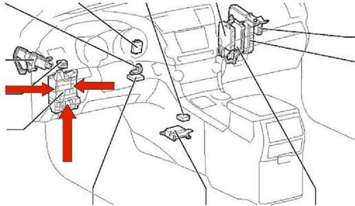 2005 Toyota Highlander Wiring Diagram For Your Needs