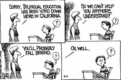 Educational Justice: NCLB sets immigrants, kids of color