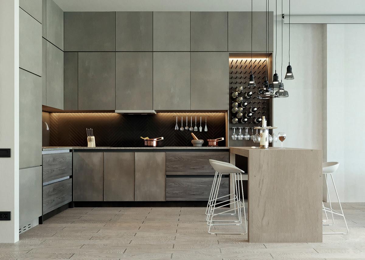 Kitchen Design Ideas L Shaped Dream House