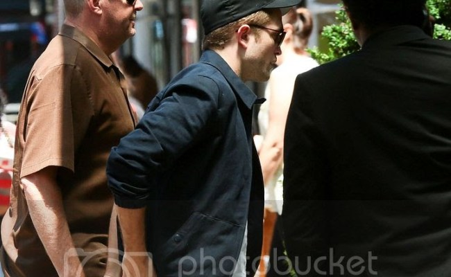 Robsessed Addicted To Robert Pattinson New Pics