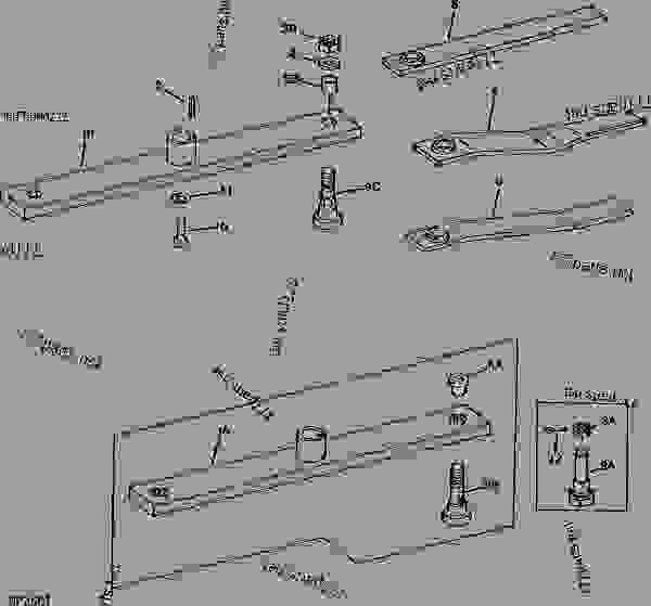 Wiring Database 2020: 25 John Deere 737 Parts Diagram