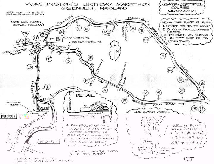 map of boston marathon route