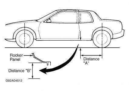 1995 Cadillac Road Sensing Suspension Wiring