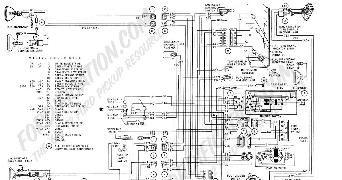 Wiring Diagram Database: Ford F250 Wiring Diagram Online