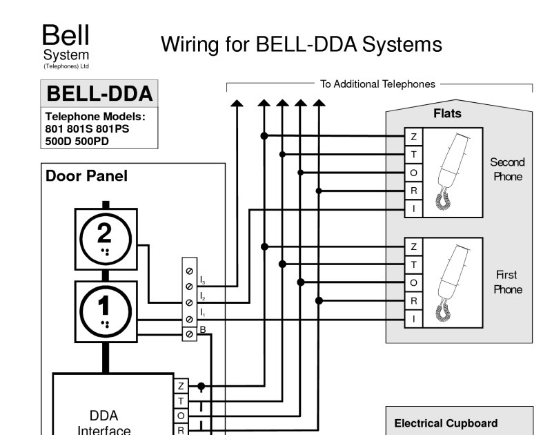 Bell Systems Wiring Diagram