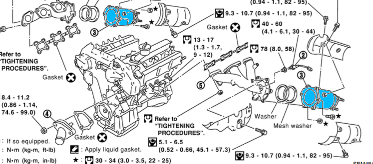 2006 Nissan Xterra Catalytic Converter ~ Perfect Nissan