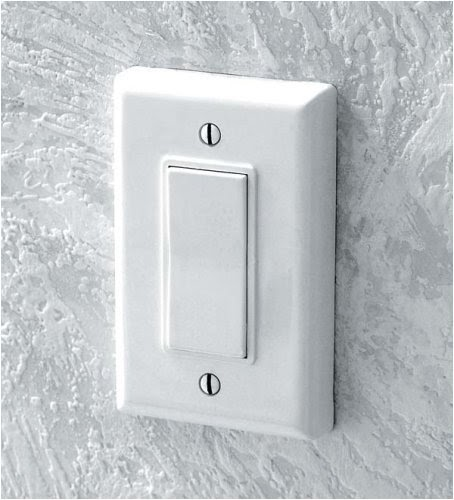 Acts As A Standard Wall Switch For Convenience The Switch