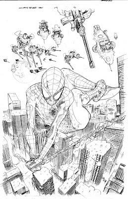 Top Comics-: Stuart Immonen en Ultimate Spiderman