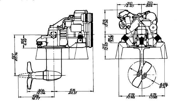 Transporthjul: Volvo penta md5