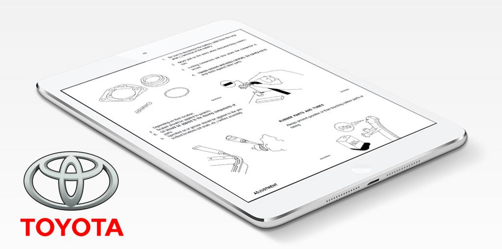 Bestseller: Toyota Repair Manual