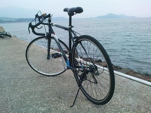 Cycling in Hong Kong