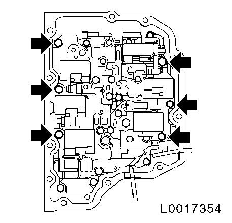 OPR Mustang Wiring Harness Retainers Tapein 87244 7904 All