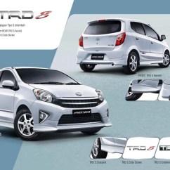New Agya Trd Manual Grand All Avanza 2018 Toyota Nasmoco 2015 Tipe S