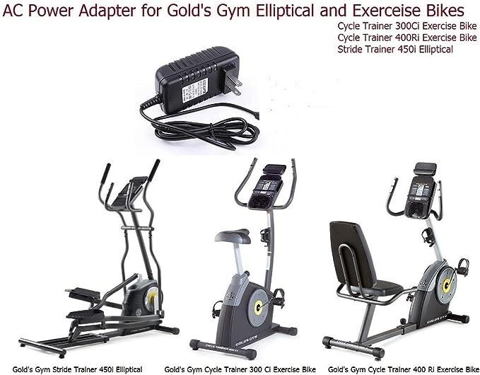 Golds.gym Exercise.bike 300I Manual / Body Power Sprint