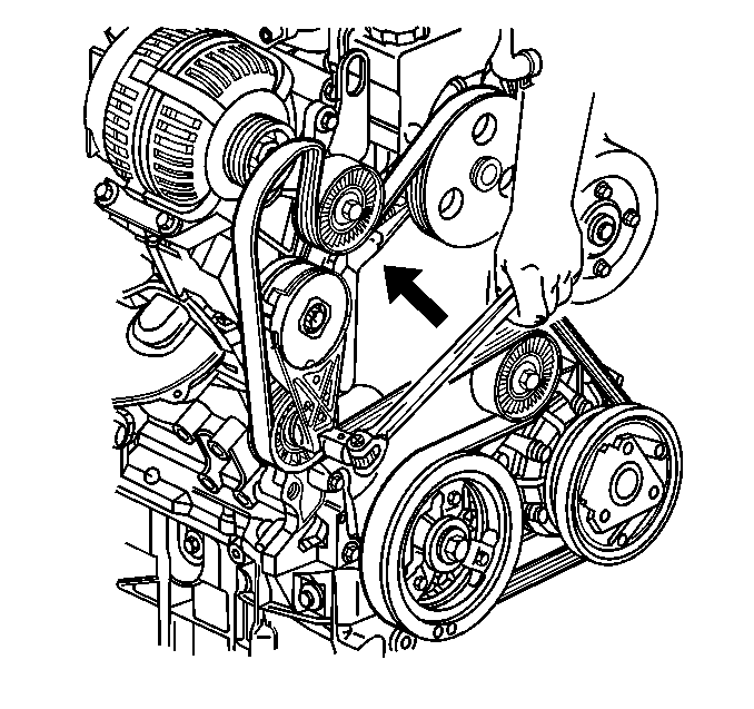 Wiring Diagram Database: Ford Escort Zx2 Serpentine Belt