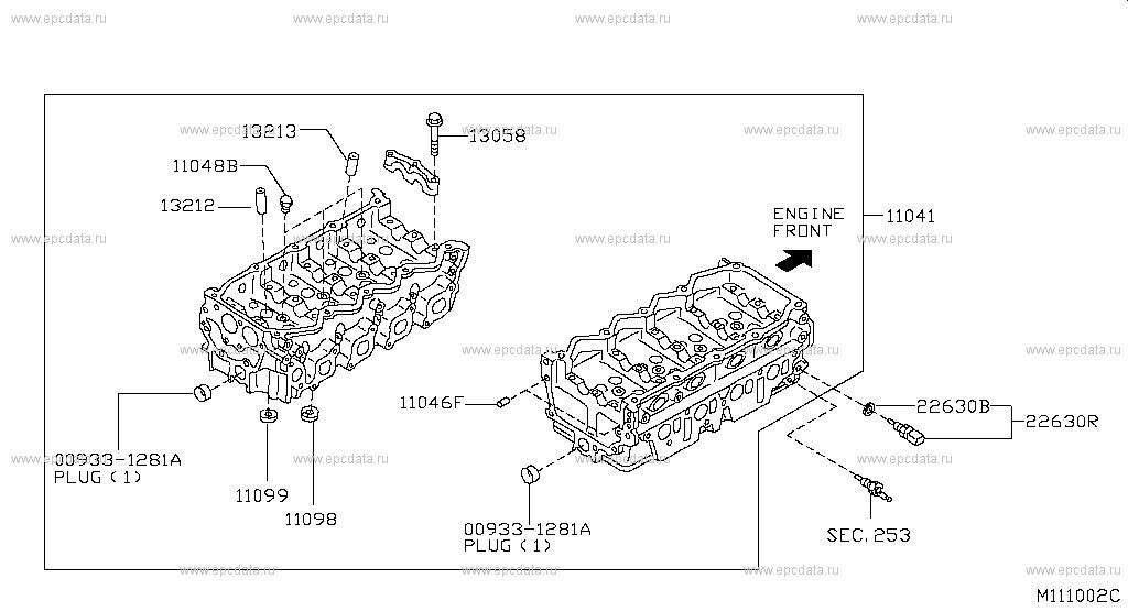 [DOWNLOAD] Nissan Yd25 Wiring Diagram HD Version