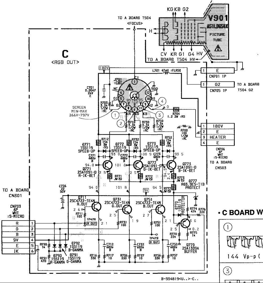 [DIAGRAM] Crt Monitor Pcb Diagram