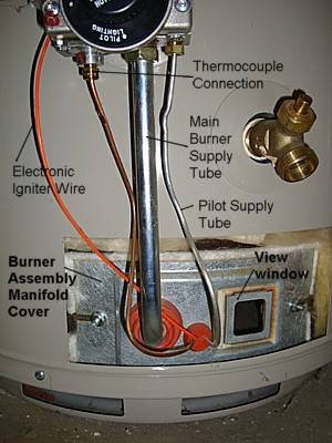 State Select Thermocouple : state, select, thermocouple, State, Select, Water, Heater, Gs640ybrt, Thermocouple