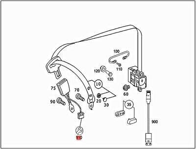 Sl550 07 Fuse Box Diagram / Steering Gear Linkage For 2007
