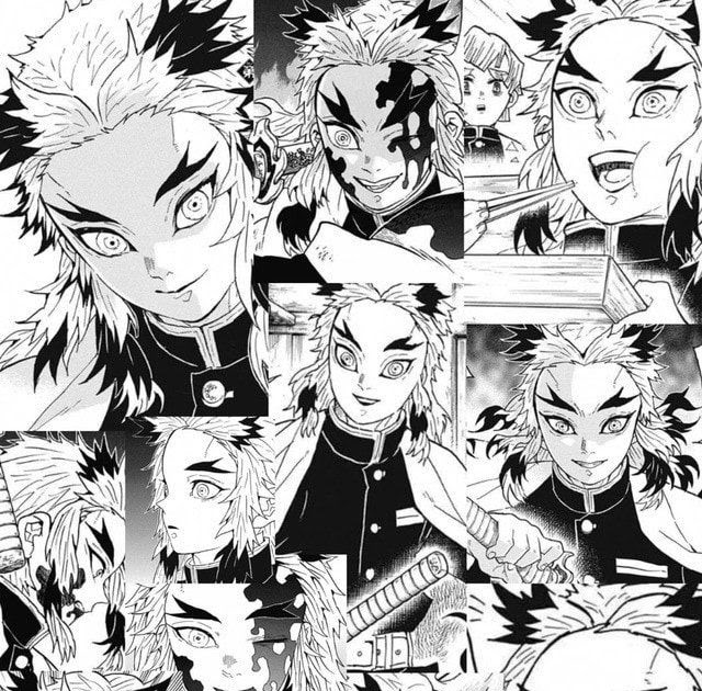 Talent in of itself, and only takes effect when said hashira dies or retires. Demon Slayer All Hashira Death - Manga