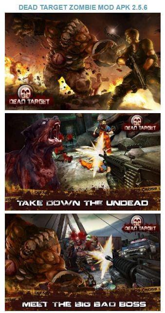 Download Game Dead Target Mod Apk : download, target, Target, Download, WIO2020