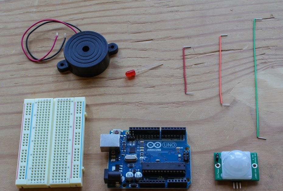 Arduino--紅外線警報器