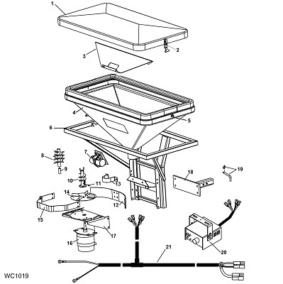 17 Pin Wiring Diagram Meyer