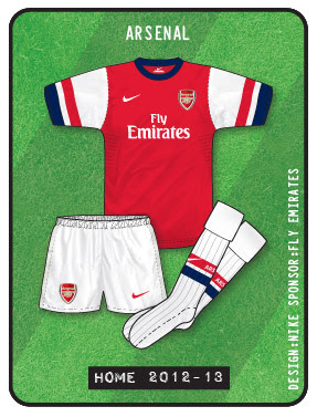 Kit Dls Arsenal : arsenal, Arsenal, Dream, League
