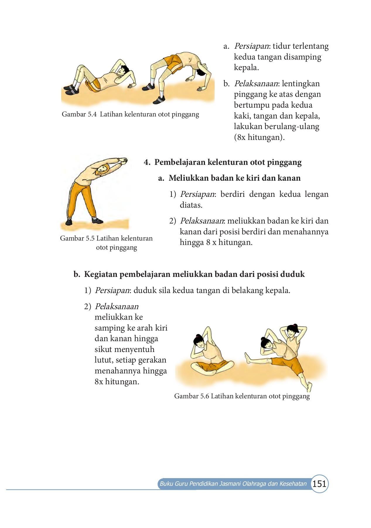 Macam Macam Latihan Kelentukan : macam, latihan, kelentukan, Berilah, Contoh, Bentuk, Latihan, Kelentukan, Sendi, Lutut, Seputar