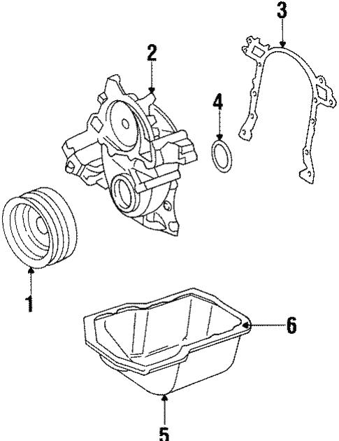 1993 Buick Century Engine Diagram / 93 Buick Century